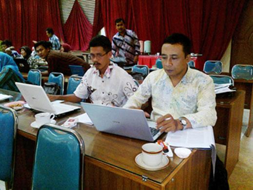 workshop penyusunan karya tulis ilmiah tingkat propinsi jawa timur1