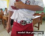 model ikat pinggang 1'