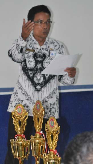 juara 2  lomba cipta dan baca puisi kecamatan pasrujambe ayo mendidik