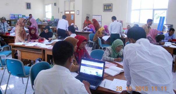 praktik diklat strategi pembelajaran 2