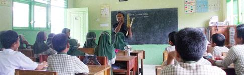 open-lesson-di-pelatihan-the-art-fo-teaching-saat-ust-edi-beraksi