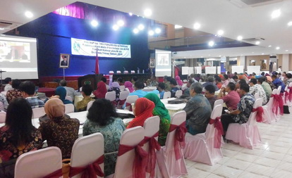 suasana workshop pmp