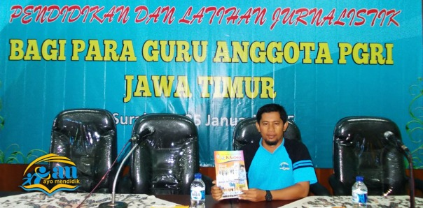 salam semangat bagi guru penulis indonesia