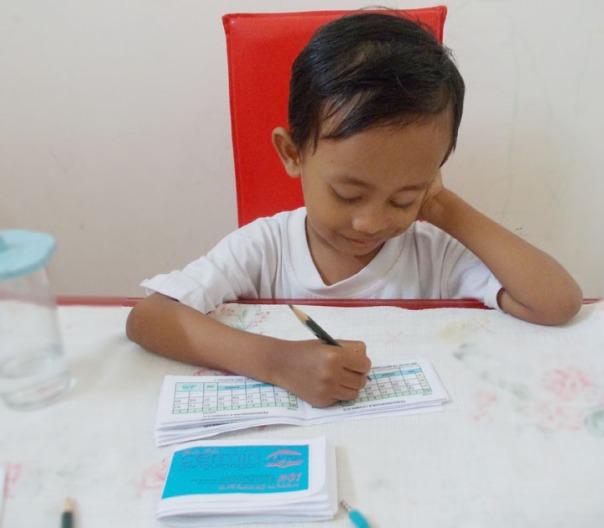 buku saku membuat siswa suka dan mandiri dalam belajar matematika