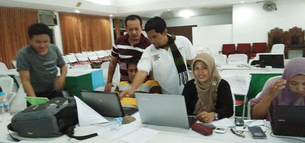 kelas malam membuat blog pembelajaran