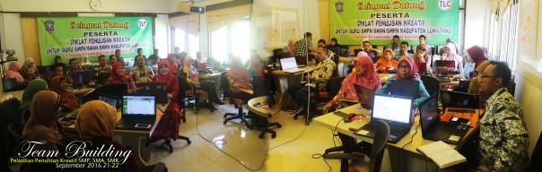 team-building-pelatihan-menulis-tlc-lumajang